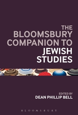 Bloomsbury Companion to Jewish Studies